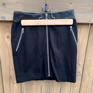 3/$30🌷Wilfred Free Zipper Mini Skirt Size 4